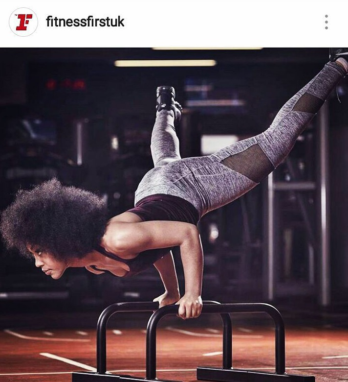 Fitness First Campaign 2016