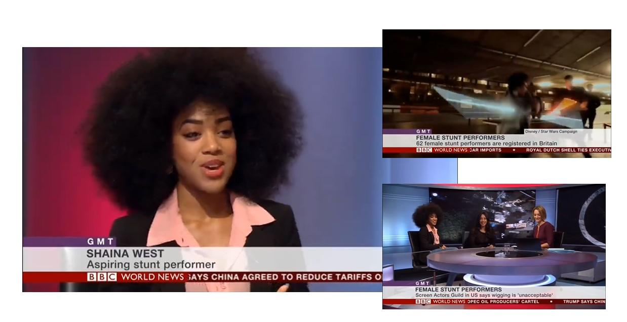BBC World News (Nov-18) –BBC Interview
