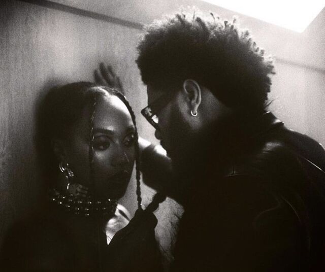 """@theweeknd, trapped in my genjutsu.  """"TAKE MY BREATH"""" MUSIC VIDEO OUT NOW. @theweeknd"""
